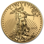2013 1/4 oz Gold American Eagle - Brilliant Uncirculated
