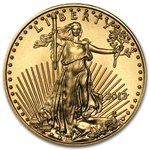 2013 1/10 oz Gold American Eagle - Brilliant Uncirculated