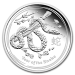 2013 Year of the Snake - 1 Kilo Proof Silver Coin (Series II)