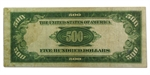 1934 (B-New York) $500 FRN (Fine/VF) LGS