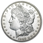 1893-CC Morgan Dollar - Almost Uncirculated
