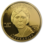 2012-W 1/2 oz Proof Gold Alice Paul PCGS PR-70 DCAM First Strike