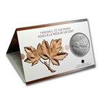 2012 1/4 oz Silver Canadian $20 Coin & COA - Farewell to Penny