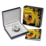 Palau 2011 Silver $2 Biblical Stories - Creation of the World