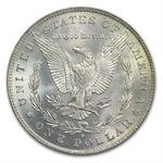 1878-1904 Morgan Dollars - MS-64 PCGS