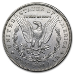 1892-CC Morgan Dollar - Almost Uncirculated-58