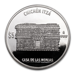 Casa de las Monjas (The Nunnery) 1 oz Silver - Proof