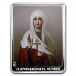 Cook Islands 2012 $5 Patron Saints - St. Eugenia