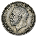 Great Britain 1932 Silver Florin VF/EF George V