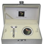 2012 1 oz Silver Niue $2 Anne Geddes Coin & Rattle in Tool Box