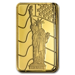 5 gram Pamp Suisse Gold Bar (in Assay Card)