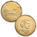 2011-2012 Canadian Circulation Coins and Test Tokens 6-Coin Set
