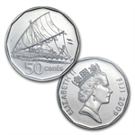 Fiji Coin Set - 7 Coins
