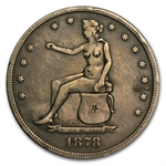 1878-S Trade Dollar - Potty Dollar - Scarce