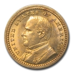 1903 $1.00 Gold Louisiana Purchase - McKinley MS-63 PCGS