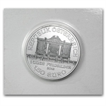 2012 1 oz Silver Austrian Philharmonic - Specially Sealed