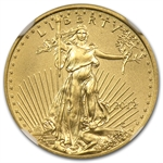 2012 1/10 oz Gold American Eagle MS-69 NGC