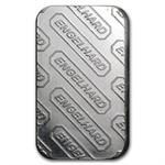 1 oz Engelhard Palladium Bar ('E' Logo, In Assay) .999 Fine
