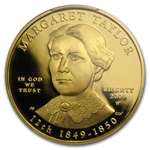 2009-W 1/2 oz Proof Gold Margaret Taylor PR-70 PCGS DCAM