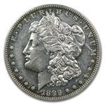 1899 Morgan Dollar - Proof-55 Details - Surface Damage PCGS