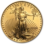 2000 1/4 oz Gold American Eagle - Brilliant Uncirculated