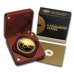 Royal Australian Mint 2013 Gold $100 20th Anniversary - Kangaroo