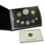 2012 8-Coin Silver Dollar Canadian Proof Set - War of 1812