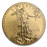 2012 1 oz Gold American Eagle Mint Error NGC MS-69