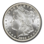 1882-CC Morgan Dollar MS-66 NGC - GSA Certified