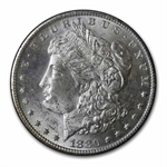 1880-S Morgan Dollar MS-63 NGC - GSA Certified