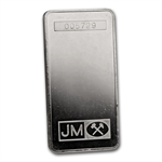10 oz Johnson Matthey Silver Bar (Made for Scotiabank) .999 Fine