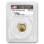 1989-P 1/10 oz Proof Gold American Eagle PR-69 PCGS John Mercanti