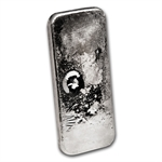 1/2 Kilo (16.075 oz) Johnson Matthey Silver Bar (Poured)