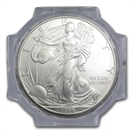 1996 Silver American Eagles - BU NGC - 20-Coin Sealed Tube