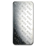 10 oz World Wide Mint Silver Bar .999 Fine (Eagle)