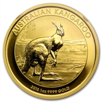 2013 1 oz Australian Gold Kangaroo NGC MS-70 Early Releases