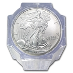 1997 Silver American Eagles - BU NGC - 20-Coin Sealed Tube