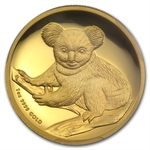 2009-P 1 oz Proof Gold Koala High Relief PR-69 DCAM PCGS (FS)