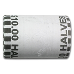 $10 Columbian Expo Halves - 90% Silver 20-Coin Roll (Avg Circ.)