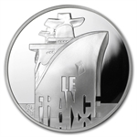 2012 10 Euro Silver Proof Great French Ships - The France