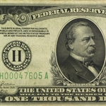 1934-A (H-St. Louis) $1,000 FRN (Very Fine Plus)