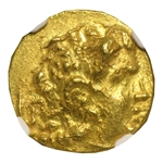 Kingdom of Pontus AV Stater Gold Mithradates VI NGC MS