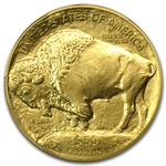 2013 1 oz Gold Buffalo MS-70 First Strike Black Diamond