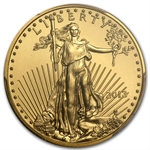 2013 1/4 oz Gold American Eagle MS-70 PCGS First Strike