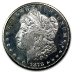 1878-CC Morgan Dollar MS-62 PL Proof Like NGC - GSA Certified