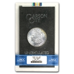 1884-CC Morgan Dollar MS-65 NGC Reverse Crescent - GSA Certified