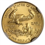 2013 1/10 oz Gold American Eagle MS-70 NGC Early Releases