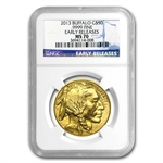 2013 1 oz Gold Buffalo MS-70 NGC Early Releases