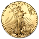2002 1 oz Gold American Eagle - Brilliant Uncirculated