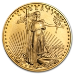 2004 1/2 oz Gold American Eagle - Brilliant Uncirculated